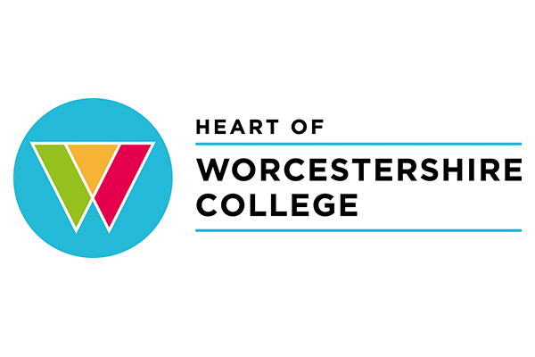 Heart of Worcestershire College Logo