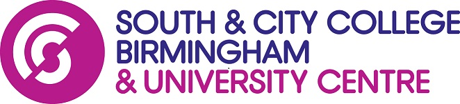 South & City College Birmingham incorporating Bournville College Logo